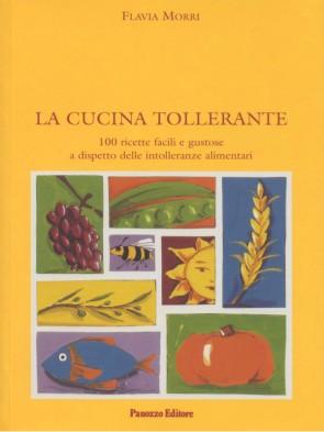 La cucina tollerante Flavia Morri Panozzo Editore