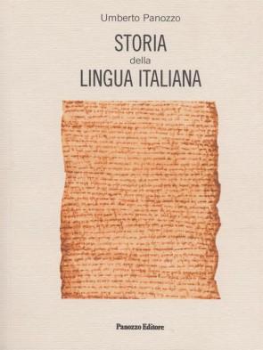 Storia della lingua italiana Umberto Panozzo Panozzo Editore