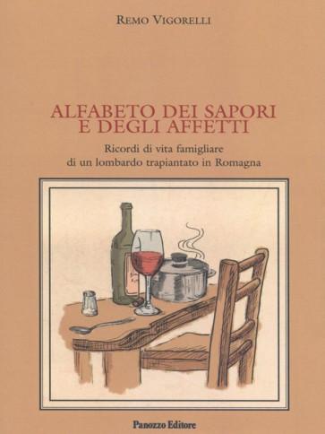 Remo Vigorelli ALfabeto dei sapori Panozzo Editore