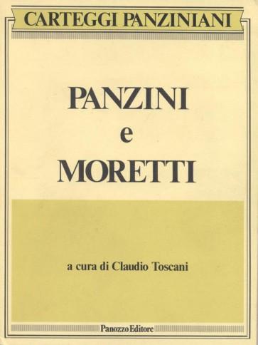 Panzini e Moretti Claudio Toscani Panozzo Editore
