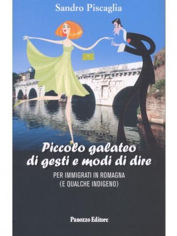 Piccolo galateo Sandro Piscaglia Panozzo Editore