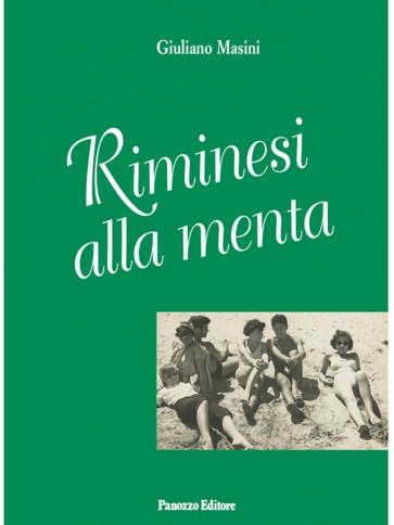 Giuliano Masini Riminesi alla menta Panozzo Editore