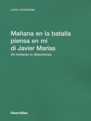 Luigi Contadini Manana en la batalla piensa en mi di Javier Marias Panozzo Editore