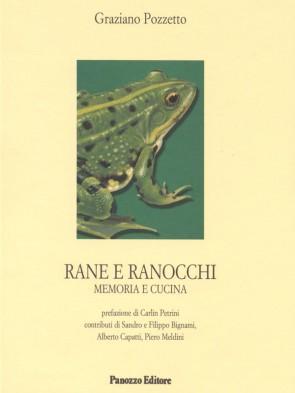 Graziano Pozzetto Rane e ranocchi Panozzo Editore