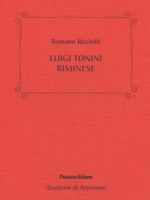 Romano Ricciotti Luigi Tonini riminese Panozzo Editore