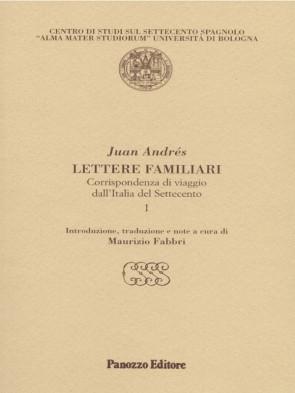 Lettere familiari I Juan Andrés