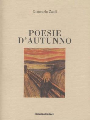Poesie d'autunno Giancarlo Zaoli Panozzo Editore